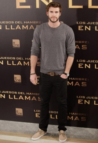 Liam Hemsworth Height Body Shape