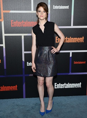 Rose Leslie Height Body Shape