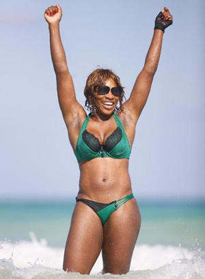 Serena Williams Body Measurements Bra Size Height Weight Shoe ...