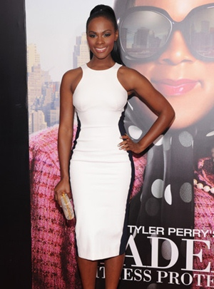 Tika Sumpter Height Body Shape