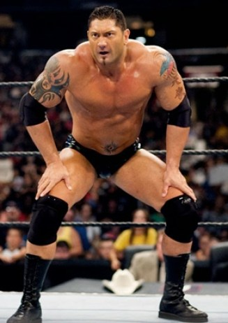 Dave Batista Body Measurements