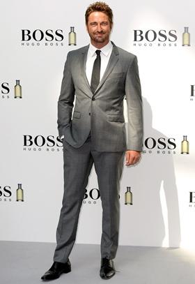 Gerard Butler Height Body Shape