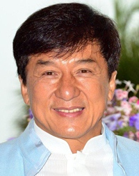 Jackie Chan Body Measu...