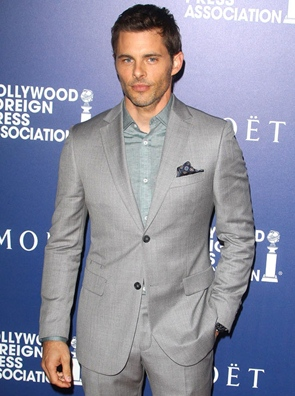 James Marsden Height Body Shape