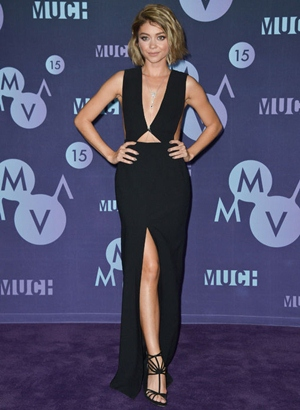 Sarah Hyland Height Body Shape