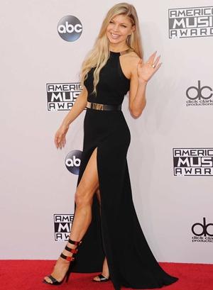Fergie Height Body Figure Shape