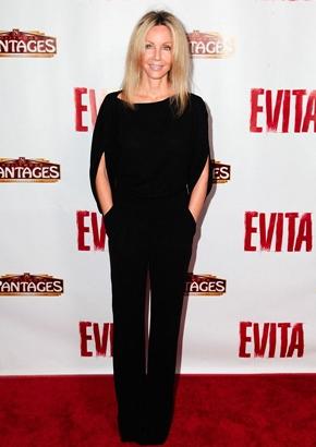 Heather Locklear Height Body Figure Shape