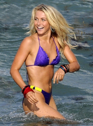 Julianne Hough Body Measurements