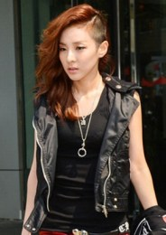 Sandara Park 2NE1 Dara Body Measurements Height Weight Bra Size Abs Vital Stats