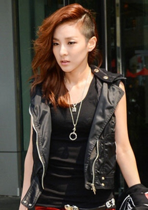 Sandara Park 2NE1 Dara Body Measurements