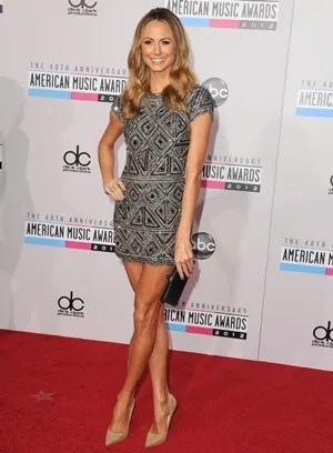 Stacy Keibler Height Body Figure Shape