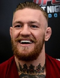 Conor McGregor Body Measurements Height Weight Biceps Shoe Size Vital Statistics