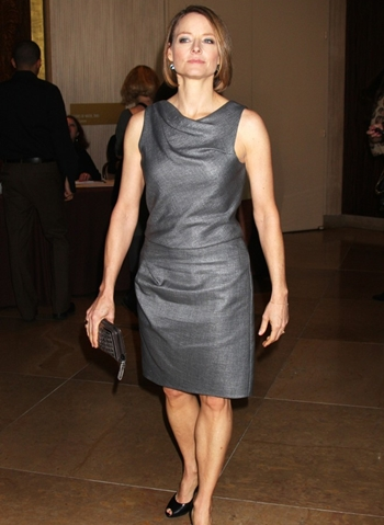 Jodie Foster Height Body Figure Shape