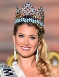 Mireia Lalaguna Royo Miss World Body Measurements Bra Size height Weight Vital Stats