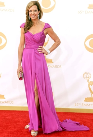 Allison Janney Height Body Figure Shape