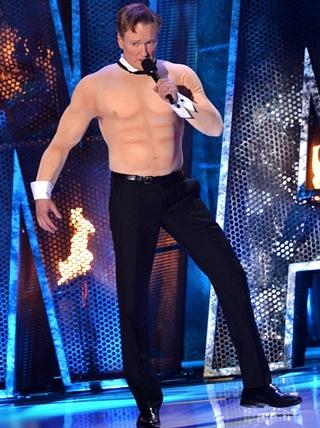 Conan O'Brien Body Measurements
