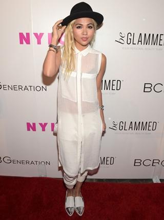 Hayley Kiyoko Body Measurements Height Weight Bra Size