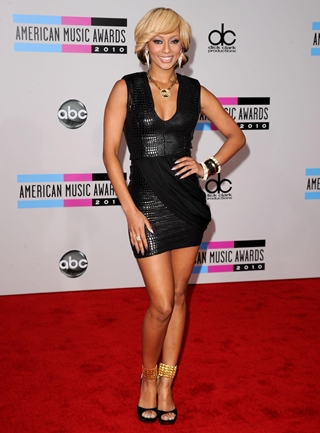 Keri Hilson Height Body Figure Shape