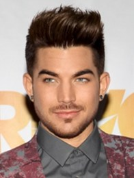 Adam Lambert Body Measurements Height Weight Shoe Size Vital Stats Bio