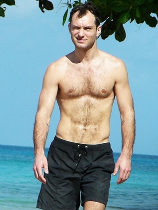 Jude Law Body Measurem... Jude Law Stats