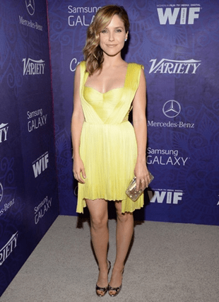 Sophia Bush Height Weight Body Shape