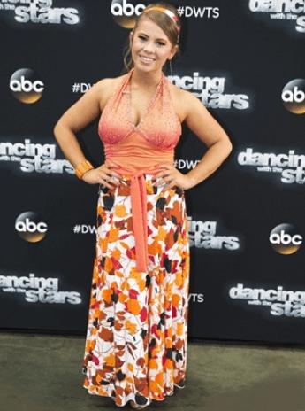 Bindi Irwin Height Weight Body Figure Shape