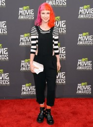 Hayley Williams Body Measurements Height Weight Bra Size Vital Stats Bio