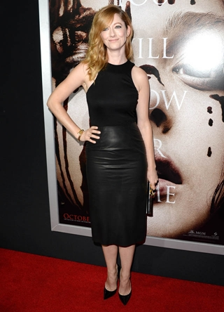Judy Greer Height Weight Body Figure Shape