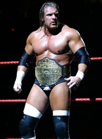 Triple H Body Measurements Height Weight