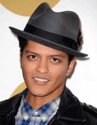 Bruno Mars Body Measurements Height Weight Shoe Size Vital Stats Bio