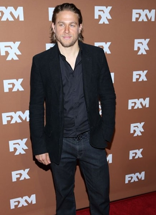 Charlie Hunnam Body Measurements