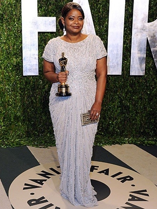 Octavia Spencer Height Weight Body Figure Shape