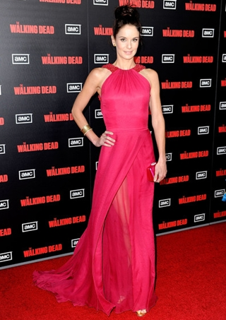Sarah Wayne Callies Height Weight Body Figure Shape