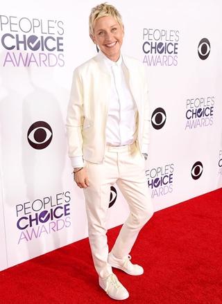Ellen DeGeneres Height Weight Body Figure Shape