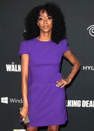 Sonequa Martin Body Measurements Height Weight