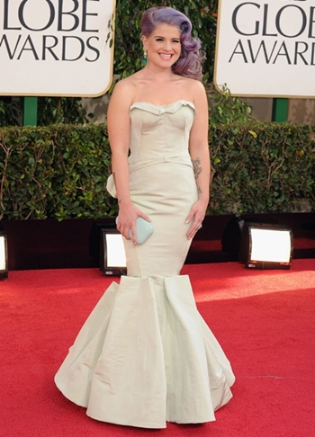 Kelly Osbourne Height Weight Body Figure Shape