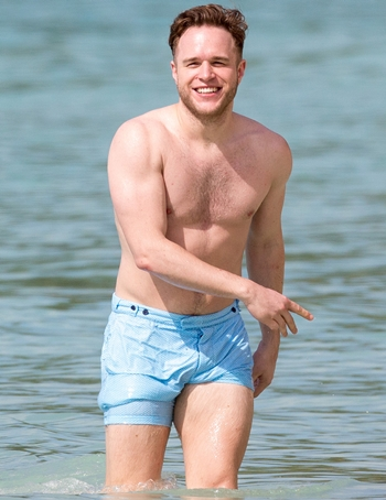 Olly Murs Body Measurements Height Weight