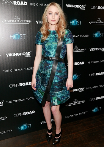 Saoirse Ronan Body Measurements Height Weight Bra Size