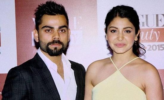 Virat Kohli Girlfriend Anushka Sharma