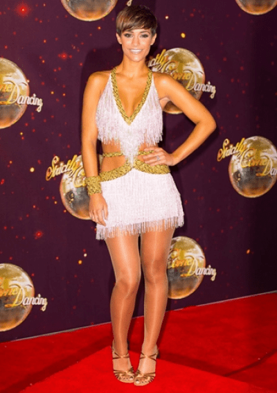 Frankie Bridge Height Weight Body Figure Shape