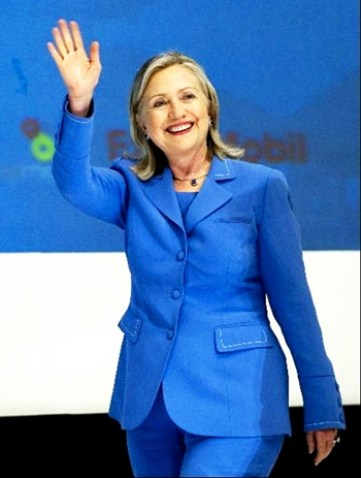 Hillary Clinton Body Measurements Bra Size
