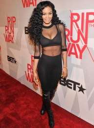 Teyana Taylor Body Measurements Bra Size Height Weight Age Vital Stats