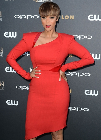 Tyra Banks Body Measurements Bra Size