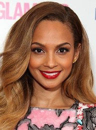 Alesha Dixon Height Weight Bra Size Body Measurements Ethnicity Facts