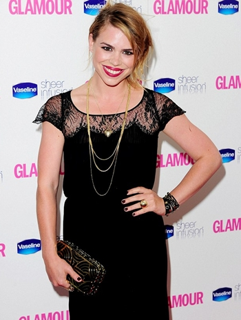 Billie Piper Body Measurements Bra Size