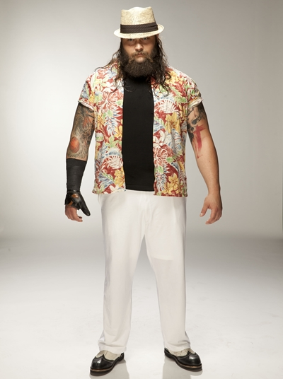 Bray Wyatt Height Weight Body Shape