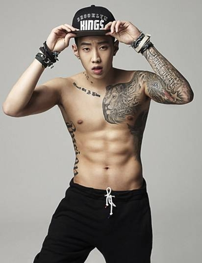 Jay Park Body Measurements Abs Shoe Size