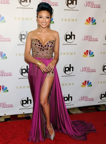 Jeannie Mai Body Measurements Body Shape
