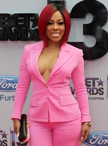 K. Michelle Body Measurements Bra Size
