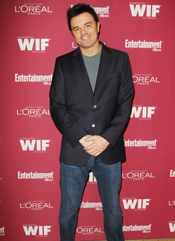Seth MacFarlane Body Measurements Shoe Size